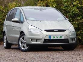Ford S-MAX 2.0TDCi ( 140ps ) 2008.5MY Titanium