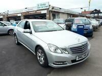 2012 Mercedes-Benz E Class E220 CDI Diesel BlueEFFICIENCY SE Auto From £7,495 +