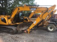 Digger and driver hire and dumper hire