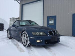 2001 BMW Z3 Convertible Roadster 2.2L