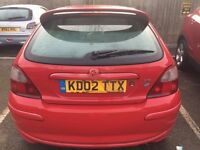 RED MG ZR