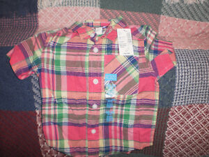 Boys Childrens Place dressy shirt New w/ Tag London Ontario image 1