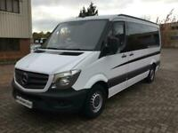 Mercedes-Benz SPRINTER, MOT 16 July 2021, 2 previous owners, 3 travel seats