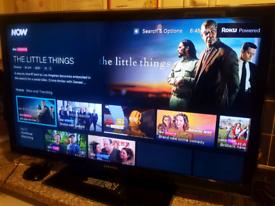 "Samsung 37"" smart tv 4k £120"