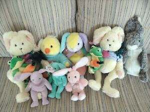 Easter Bunny Stuffies