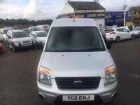 2011 FORD TRANSIT CONNECT 90 T230 TREND SILVER