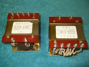 TOA MT-1030M Line Matching Transformers 300w 8 ohms