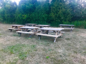 Rent Picnic Table Kijiji In Ontario Buy Sell Save With - Picnic table trailer