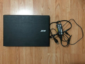 "Acer Laptops - 15.6""  6 GB Hard drive 1TB"