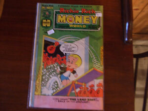 OLD COMICS RICHIE RICH London Ontario image 8