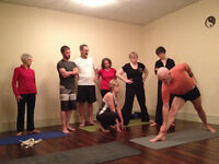 Spring Yoga Teacher Training