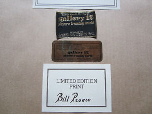 Limited Edition Print- Bill Prouse  - Kitchener / Waterloo Kitchener Area image 5