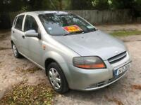 2004 Chevrolet Kalos 1.2 SE nct to march 2020
