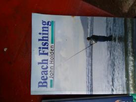 Sea fishing books very informative good condition