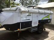 Eagle Outback Jayco Camper Trailer Bonville Coffs Harbour City Preview