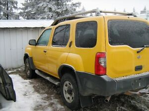 2001 Nissan Xterra Loaded Runs and drives good
