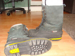 men's stuff- pants, work boots, hiking boots