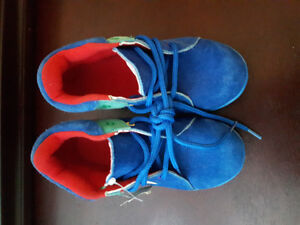 Footstar Toddlers Suede Shoes