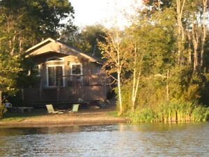 September Long Cabin Rental Available