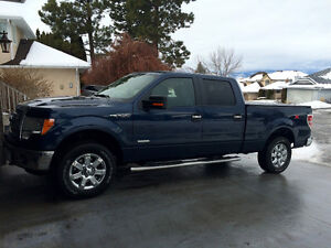 2014 Ford F-150 Ecoboost Pickup Truck
