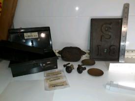 Railway items british rail GWR