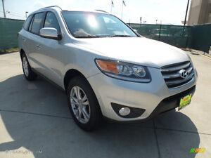2012 Hyundai Santa Fe Limited AWD