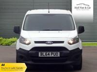 2014 64 FORD TRANSIT CONNECT 1.6 240 P/V 1D 114 BHP DIESEL