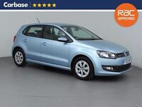 2014 VOLKSWAGEN POLO 1.2 TDI Bluemotion 5dr