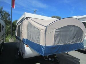 2012 Coachmen CLIPPER 109