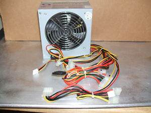 RAID MAX ATX12V Power Supply Model No. RX-450K (KY-550ATX) 450W