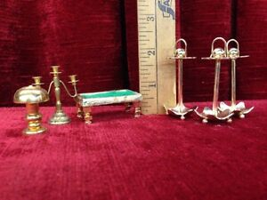 Brass & White Cast Miniatures - ALL FOR $180 Windsor Region Ontario image 6