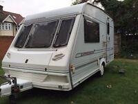 Caravan anbey expression 2 berth 1998
