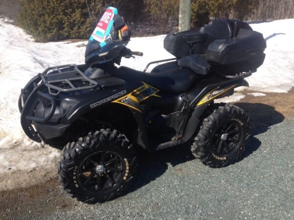 Used 2013 Kawasaki brute force