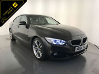 2015 BMW 420I GRAN COUPE SPORT AUTOMATIC DIESEL 1 OWNER SERVICE HISTORY FINANCE