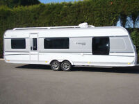 Hobby NEW 2016 LMC 695 EXQUISIT VIP,£2000 DEPOSIT TO RESERVE YOUR CARAVAN