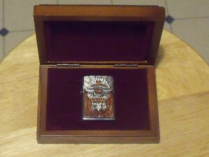 HARLEY DAVIDSON 95TH ANNIVERSARY ZIPPO LIGHTER London Ontario image 4