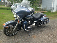 100th anniversery electra glide clasic