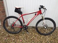 Cannondale trail first mountain bike