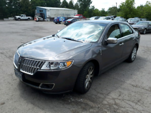 2012 LINCOLN MKZ WITH 41,000KM