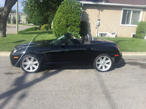 2005 Chrysler Crossfire Cabriolet