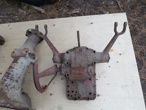 Ford Jubilee Parts
