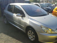 2002 Peugeot 307 1.6 16v ...( NOW £899.. with BEST OFFERS WELCOME )