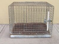 Wire cage for sale