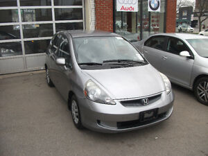2007 Honda Fit Hatchback CERTIFIED E-TESTED!!!!!