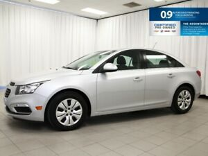 2016 Chevrolet Cruze LT - Yes that is correct....only 9600km's!!