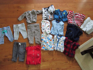 Brand new clothes and more....(swaddle me)