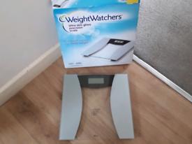 WeightWatchers Ultra Slim Precision Scale