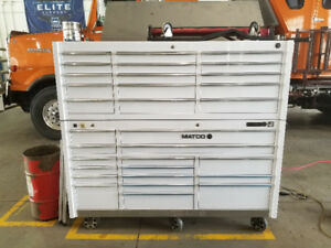 Matco 4s triple bank took box for sale or trade
