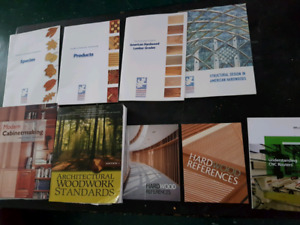 Woodworking / Cabinetry Books