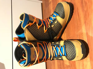 Thirtytwo Scott Stevens Pro Model Snowboard boots size 10 new